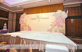 wedding backdrop hk nicywedding