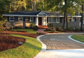 landscaping ideas for ranch style house design your own home online free
