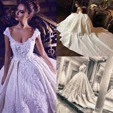 chapel wedding dresses discount luxury a line wedding dresses with lace appliques chapel