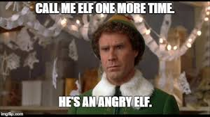 Elf Movie Meme - the best moments from your favorite christmas movies mount rantmore