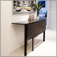 wall mounted foldable desk wall mounted folding table ikea table designs