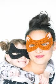 crocheted cat mask free pattern tutorial