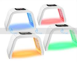 professional led light therapy machine professional photon pdt led light beauty machine acne
