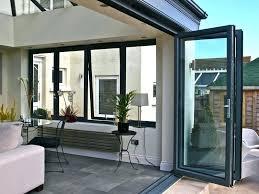 Glass Bifold Doors Exterior Modern Bifold Doors Exterior Doors Glass Door Glass Doors For