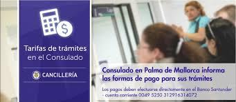 consolato colombiano consulado de colombia en palma de mallorca