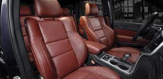 luxury jeep interior srtla the 2017 jeep grand cherokee srt engineered for performance