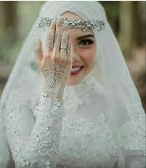 wedding dress for muslim muslim wedding dress style brides wedding with jeon