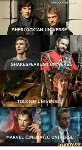Funny Sherlock Memes - sherlock ian sherlock ian erse shakespearean untwerse tolkien