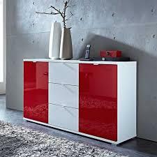 Wohnzimmer Deko Rot Ideen Kühles Wohnzimmer Dekoration Rot Grau Modernes Haus