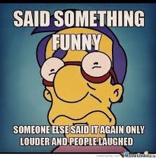 Millhouse Meme - no one likes milhouse by lockset23 meme center