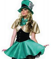 Mad Hatter Halloween Costume Mad Hatter Costume