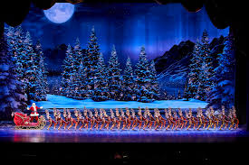 christmas spectacular starring the radio city rockettes the