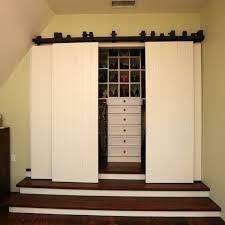 How To Install Barn Door Hardware Interiors Marvelous Exterior Sliding Barn Door Hardware Mini