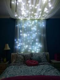 christmas lights in bedroom home design ideas