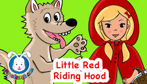 little red riding hood stories for kids youtube