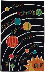 Outer Space Rug Outer Space Decor Totally Kids Totally Bedrooms Kids Bedroom
