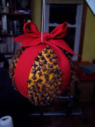 pomander balls pomander christmas gift 5 steps with pictures