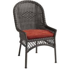 santa barbara mocha dining chair pier 1 imports