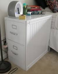 How To Paint A Metal File Cabinet Could Put Footing And Paint Finish On Metal File Cabinets For An