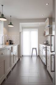 narrow kitchen ideas ultra clever ideas to decorate narrow kitchen