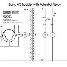 astonishing wiring diagram for potential relay inspiring wiring