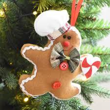 aliexpress buy 1 pc gingerbread ornaments