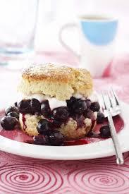 cuisine cassis blueberry cassis shortcakes u s highbush blueberry council