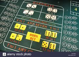 Craps Table Craps Table In Casino Onboard Royal Caribbean U0027grandeur Of The