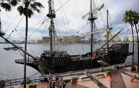 tours of replica spanish galleon at tampa convention center tbo com