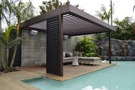 Pergola Roof Options by Louvre Roof Perth Wa From Sola Shade