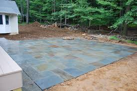 Stone Patio Images by Natural Stone Patio U2013 Bill Laflesh Landscaping