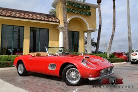 250 california replica 1961 gt information and photos momentcar