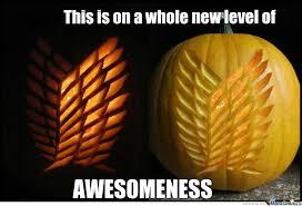 Meme Pumpkin Stencil - pumpkin carving like a boss pumpkin carving meme center and anime