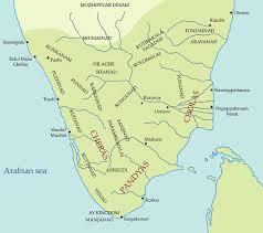 7 Kingdoms Map Tamilakam Wikipedia
