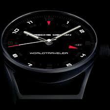 watch home design shows the watch quote the porsche design p u00276752 worldtraveler watch