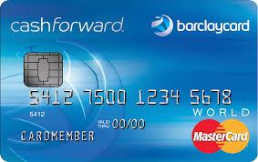 get 5 cashback on purchase barclaycard cashforward world mastercard or freedom is it