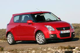 suzuki swift sport review manual transmission interior details