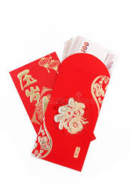 new year pocket pocket and lucky money on new year stock image image