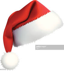 santa hat vector getty images