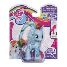 my pony ribbon image cutie magic rainbow dash doll with ribbon packaging