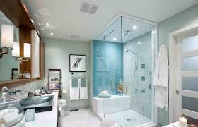 bathroom mirror decorating ideas modern bathroom decorating ideas with glass shower door and large