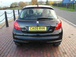 peugeot 207 sedan peugeot 207 1 4 verve 5dr for sale in ellesmere port davies car