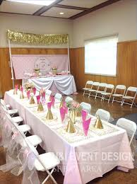 pink and gold party supplies pink gold royal theme kids birthday party sf bay area wedding
