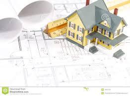 home blueprints architecture house home plans stock images image 8876944