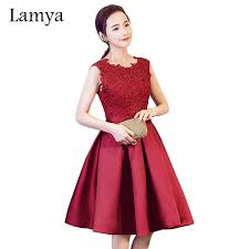 Aliexpress Com Buy Lamya Vintage Sweatheart Lace Bride Gown Aliexpress Com Buy Lamya Elegant Gold Stain With Lace Short A
