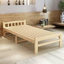 Folding Single Bed Shop Children Beds Children Furniture Solid Wood Folding