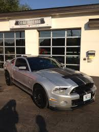 2012 Mustang Shelby 2012 And 2013 Ford Mustang Shelby Gt500 Clear Rock Chip Paint Mask