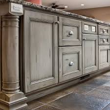 grey distressed kitchen cabinets kitchen photo gallery dakota kitchen bath sioux falls sd