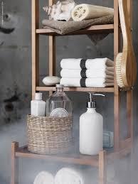 Bathroom Ikea Ljusnan Ikea Basket Towels Bathroom Bathroom Pinterest