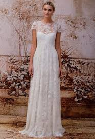 35 prettiest short sleeve wedding dresses weddingomania weddbook